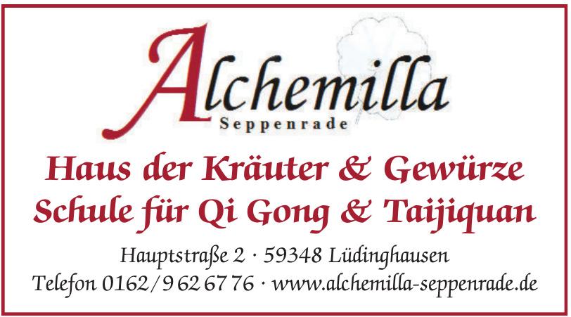 Alchemilla Seppenrade