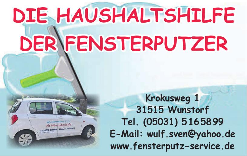 Fensterputz-Service