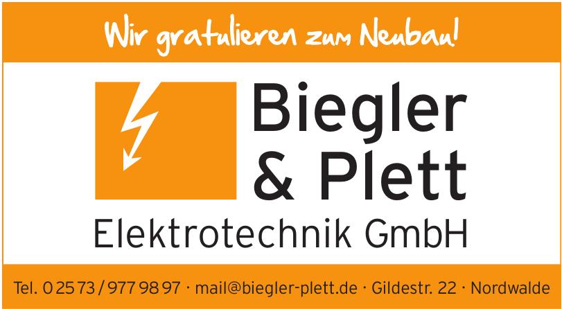 Biegler & Plett Elektrotechnik GmbH