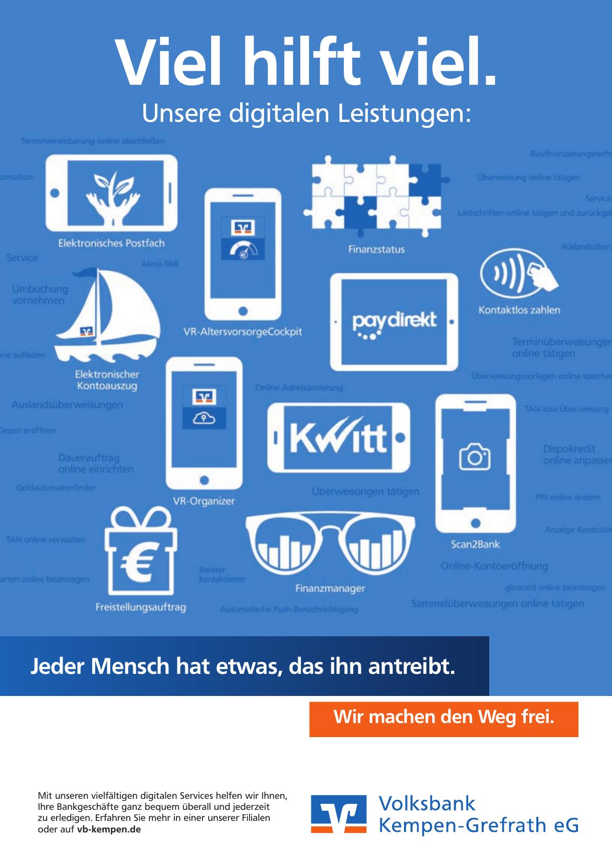 Volksbank Kempen-Grefrath eG