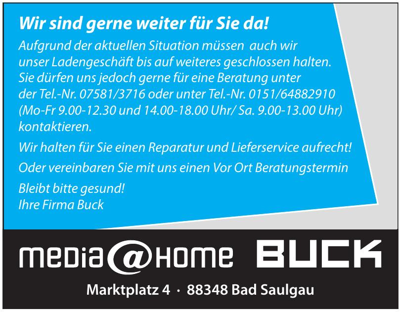 media@home Buck