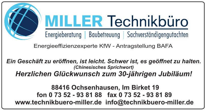 Miller Technikbüro
