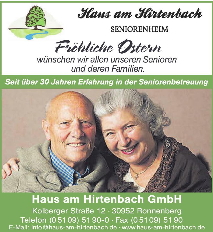 Haus am Hirtenbach GmbH