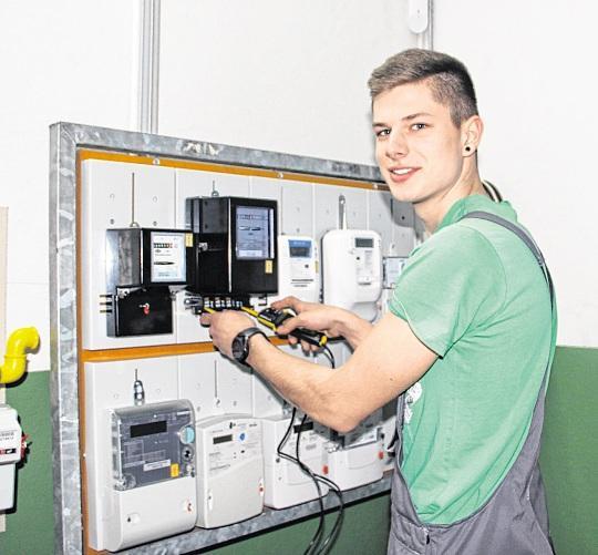 Stadtwerke Wittenberge: Ausbildung zum Elektroniker für Betriebstechnik