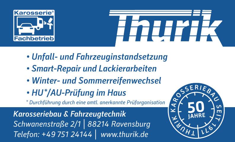 Thurik Karosseriebau & Fahrzeugtechnik
