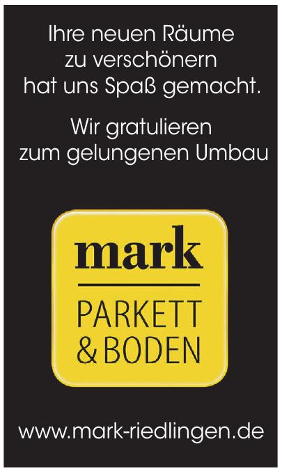 Mark Parkett & Boden