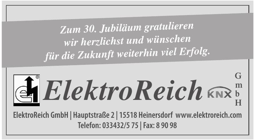 Elektro Reich GmbH