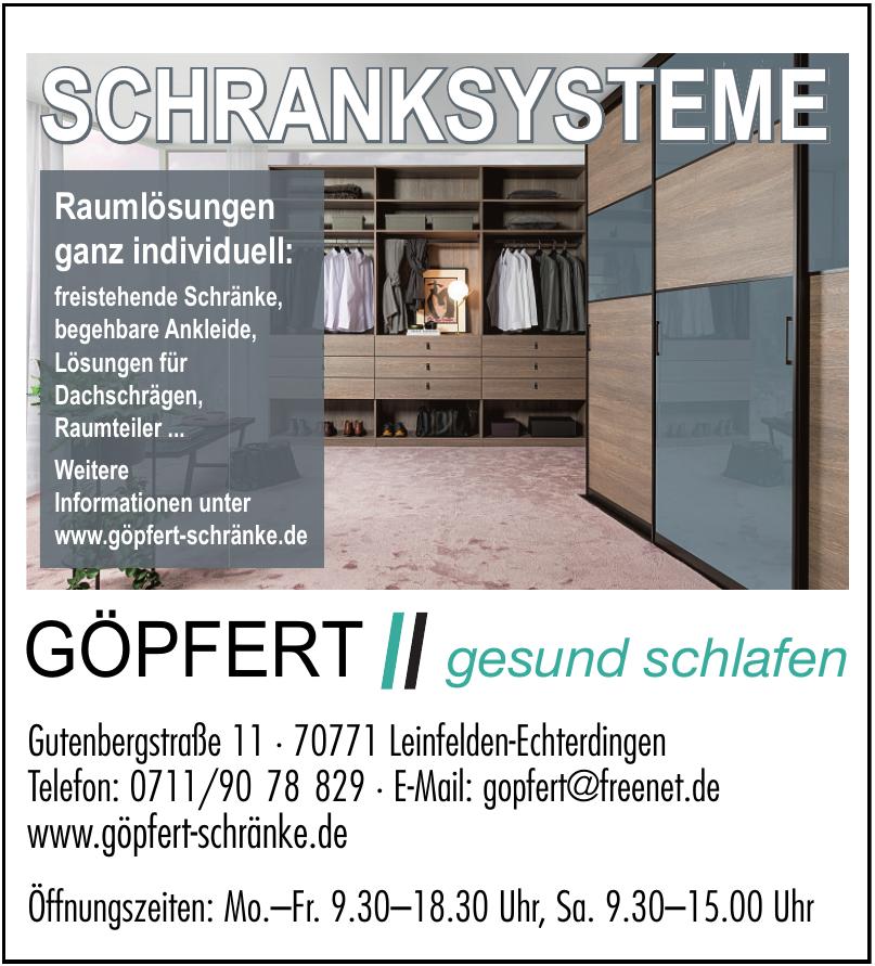 Göpfert und Göpfert GmbH