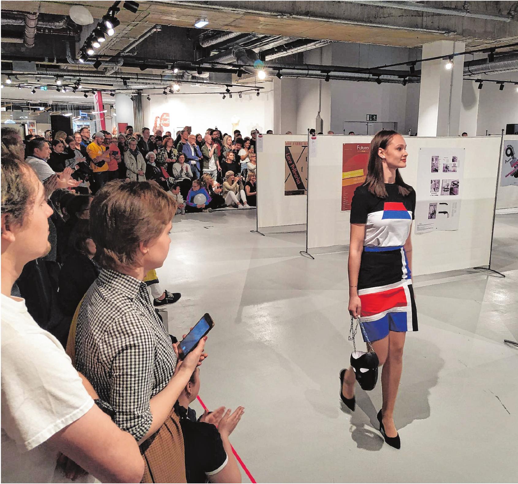 Die Welt von Mode und Design