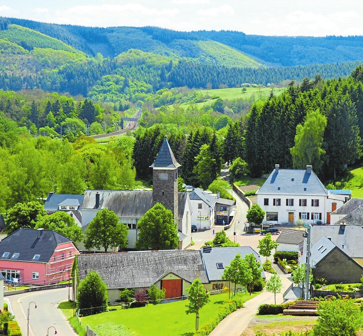 Die grüne Gemeinde Kiischpelt