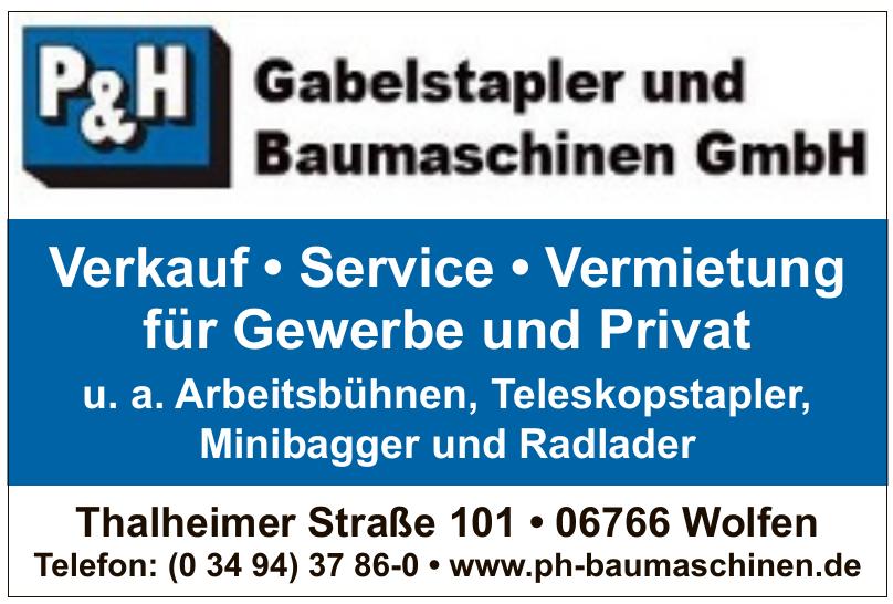 P&H Baumaschienen