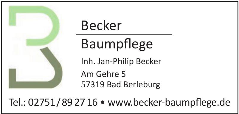 Becker Baumpflege