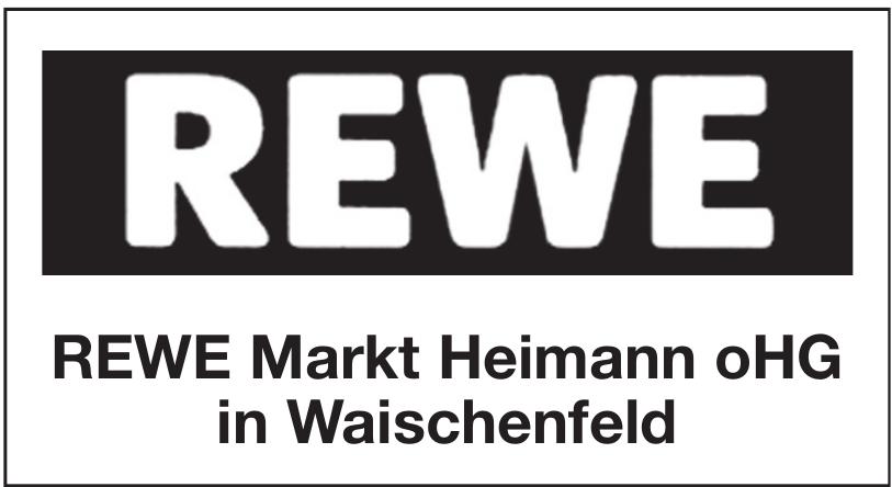 REWE Markt Heimann oHG
