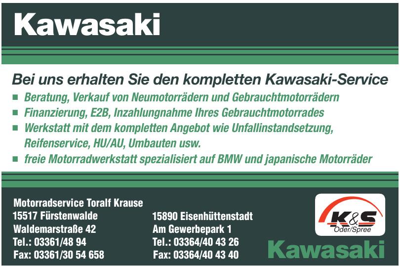Motorradservice Toralf Krause
