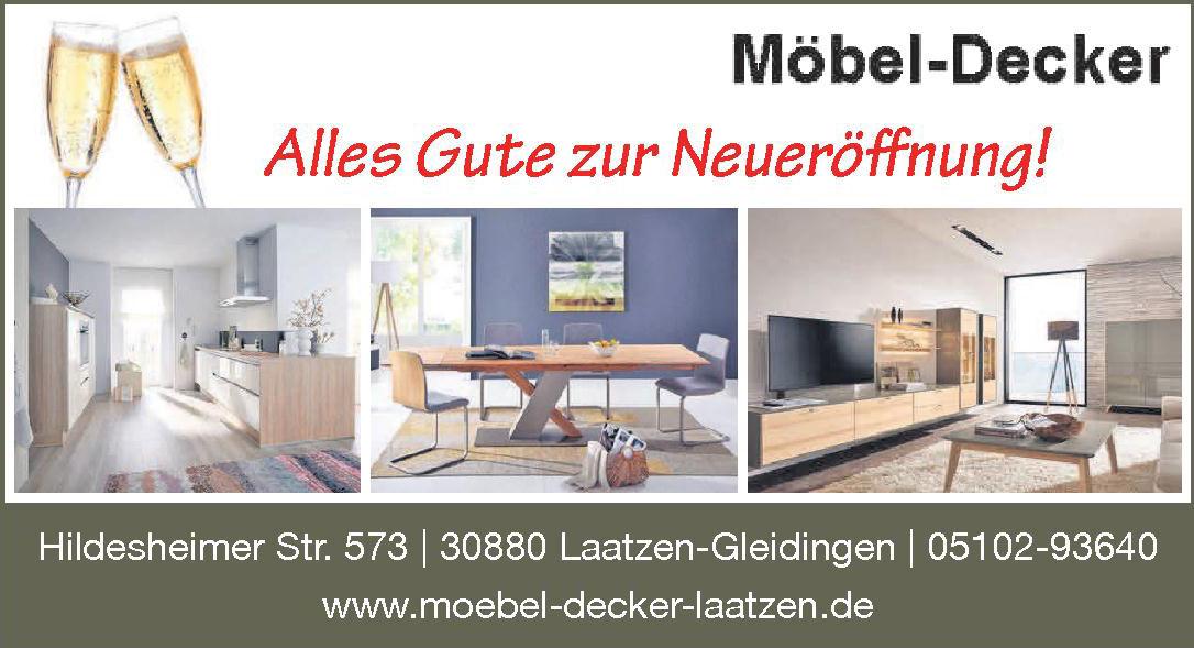 Möbel-Decker