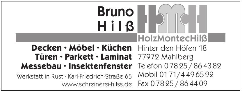 Schreinerei Bruno Hilß