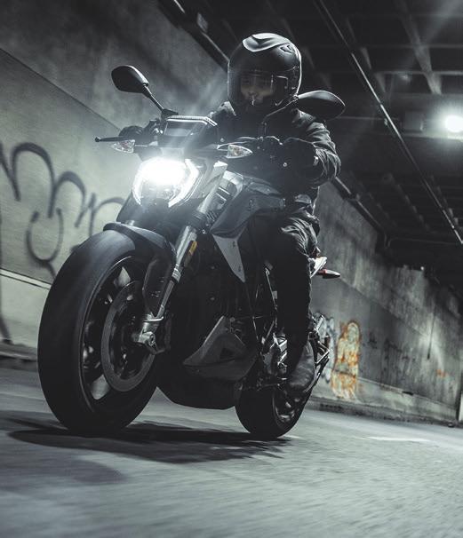 Innovativ und zukunftsorientiert. Foto: Zero Motorcycles