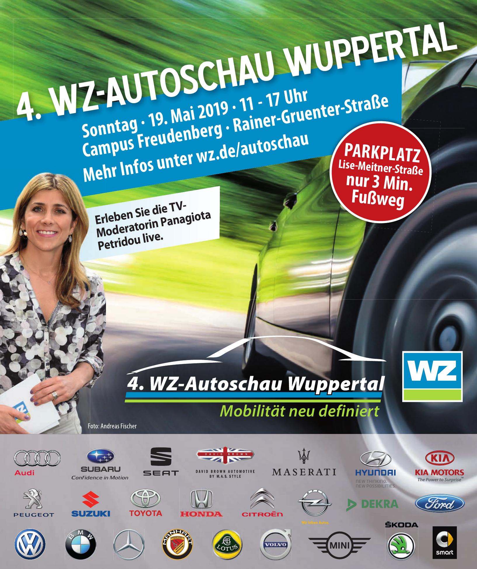 4. WZ-Autoschau Wuppertal