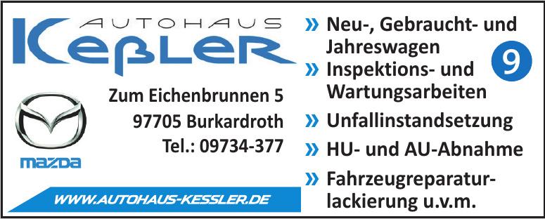 Autohaus Kessler GmbH
