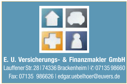 E. U. Versicherungs- & Finanzmakler GmbH