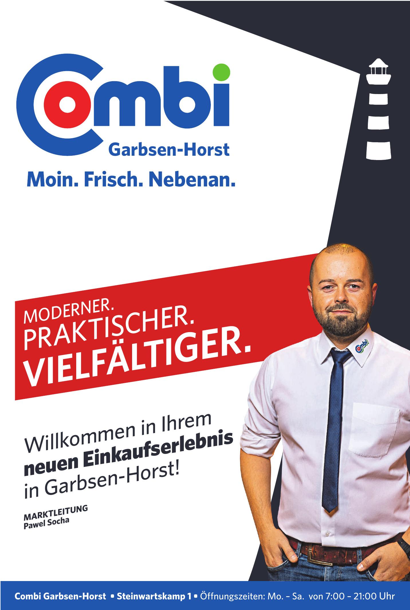 Combi Garbsen-Horst