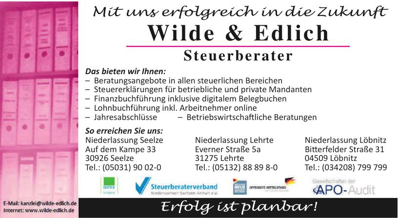Wilde & Edlich