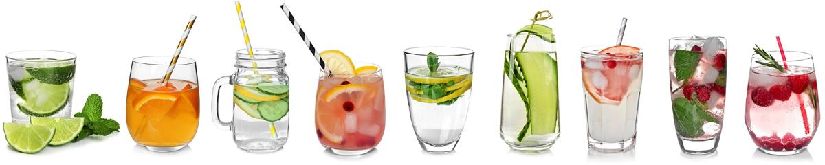 ERFRISCHEND Mit erlesenen Spirituosen und frischen Früchten gelingen ganz einfach raffinierte Cocktail-Kreationen.