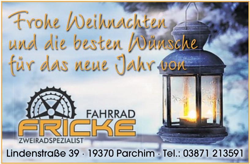 Fahrrad Fricke