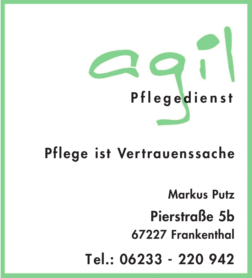 agil Pflegedienst