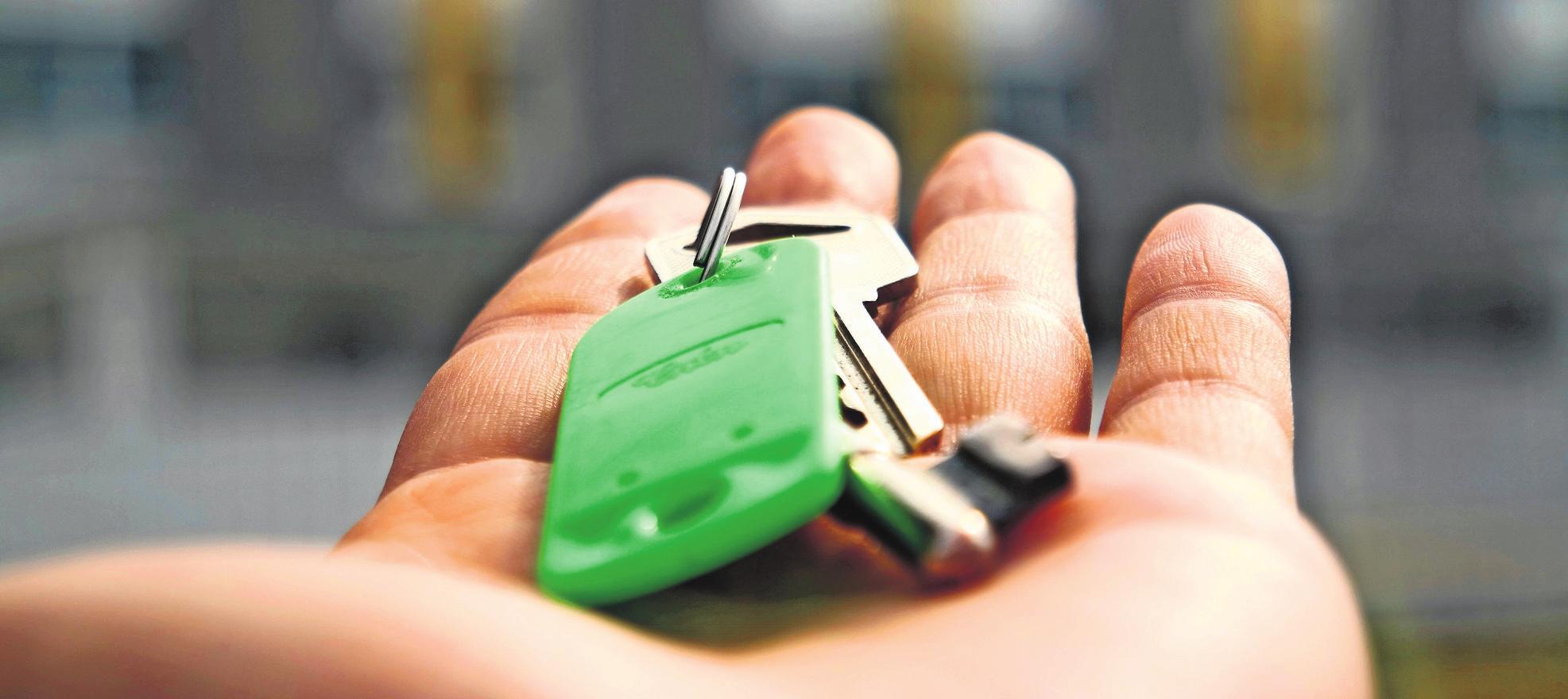 Die Haustürschlüssel seines Eigenheims das erste Mal in der Hand zu halten, ist ein unbeschreibliches Gefühl. Fotos: pixabay