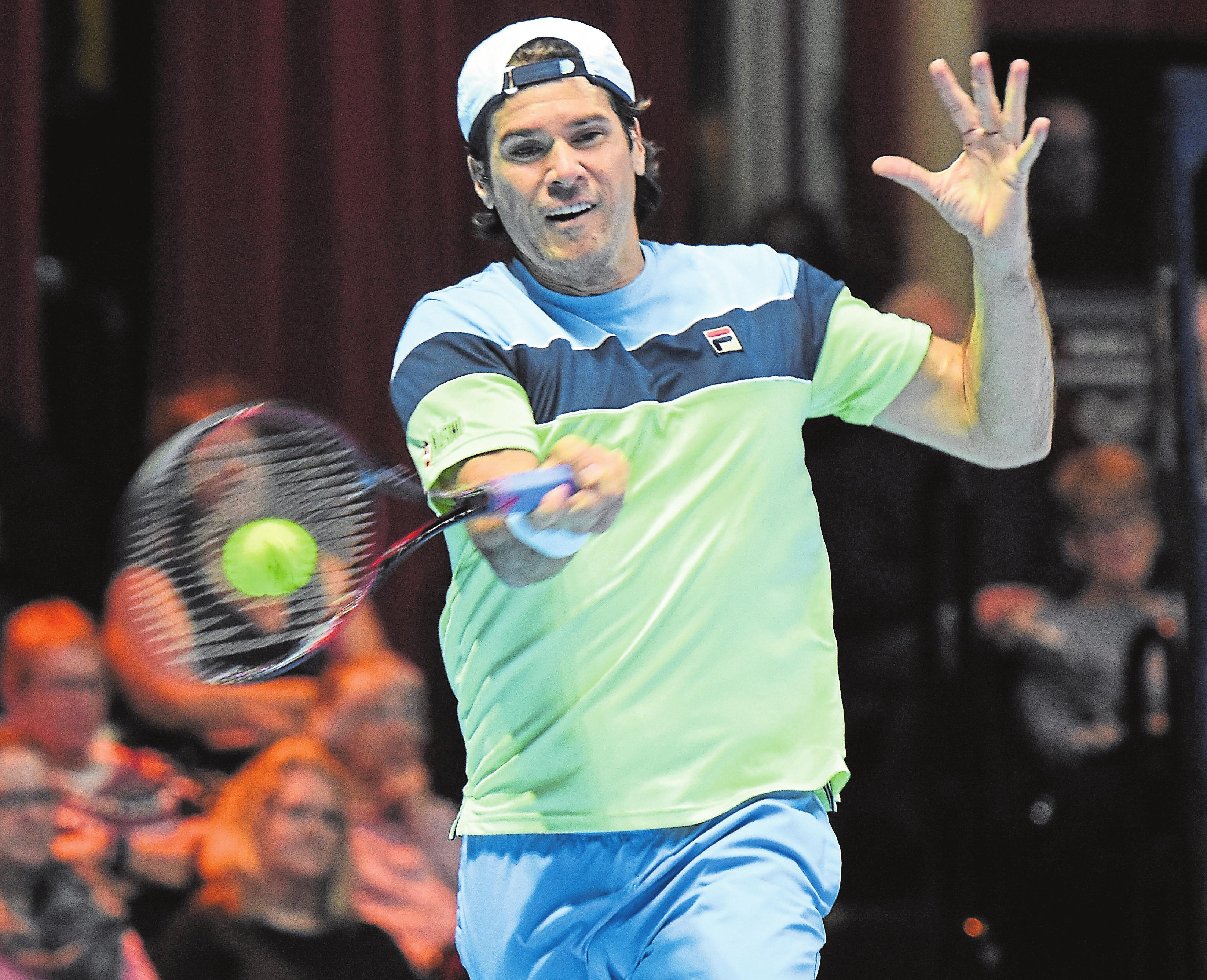 Tommy Haas Photo: Royal Albert Hall