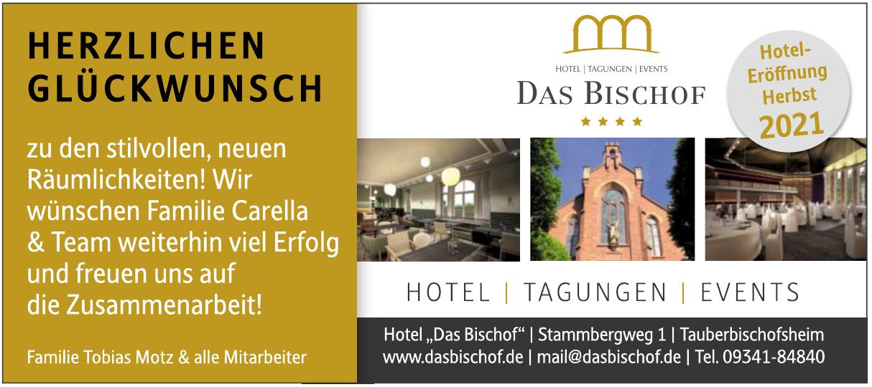Hotel Das Bischof