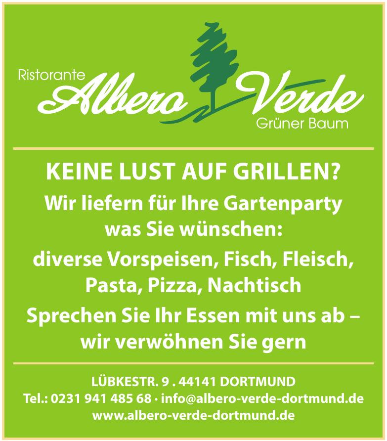 Ristorante Albero Verde Grüner Baum