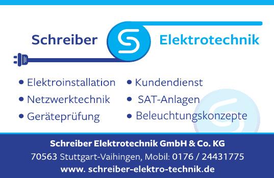 Schreiber Elektrotechnik GmbH & Co. KG