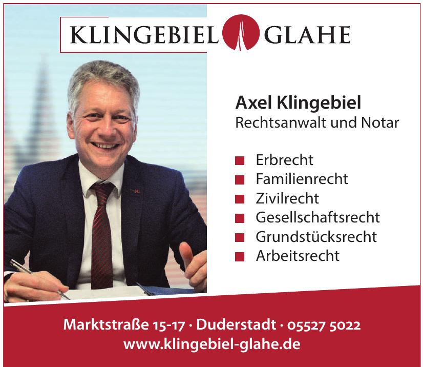 Klingebiel & Glahe