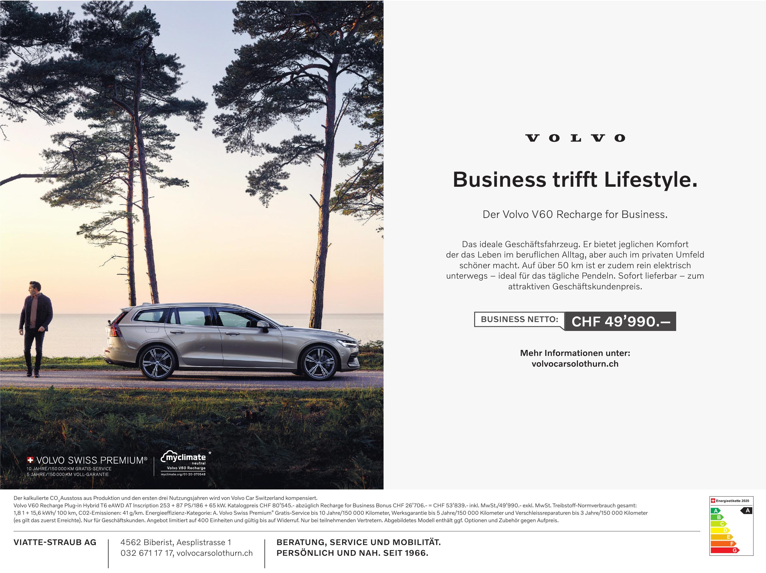 Volvo Viatte-Straub AG