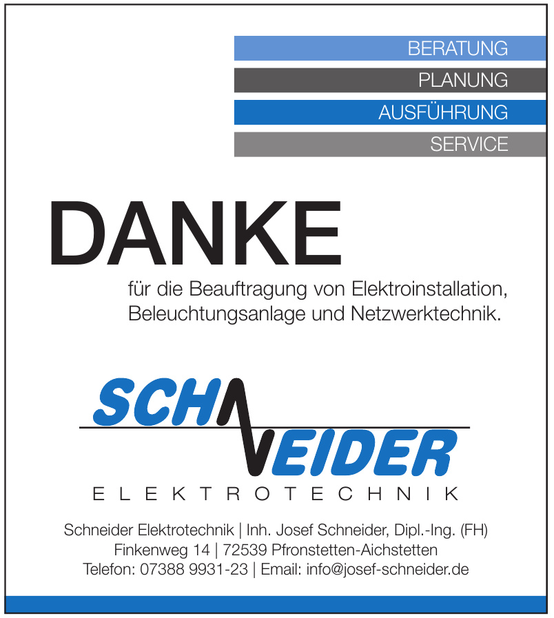 Scheider Elektrotechnik