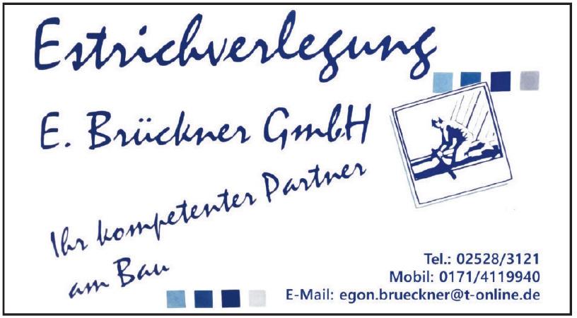 E. Brückner GmbH