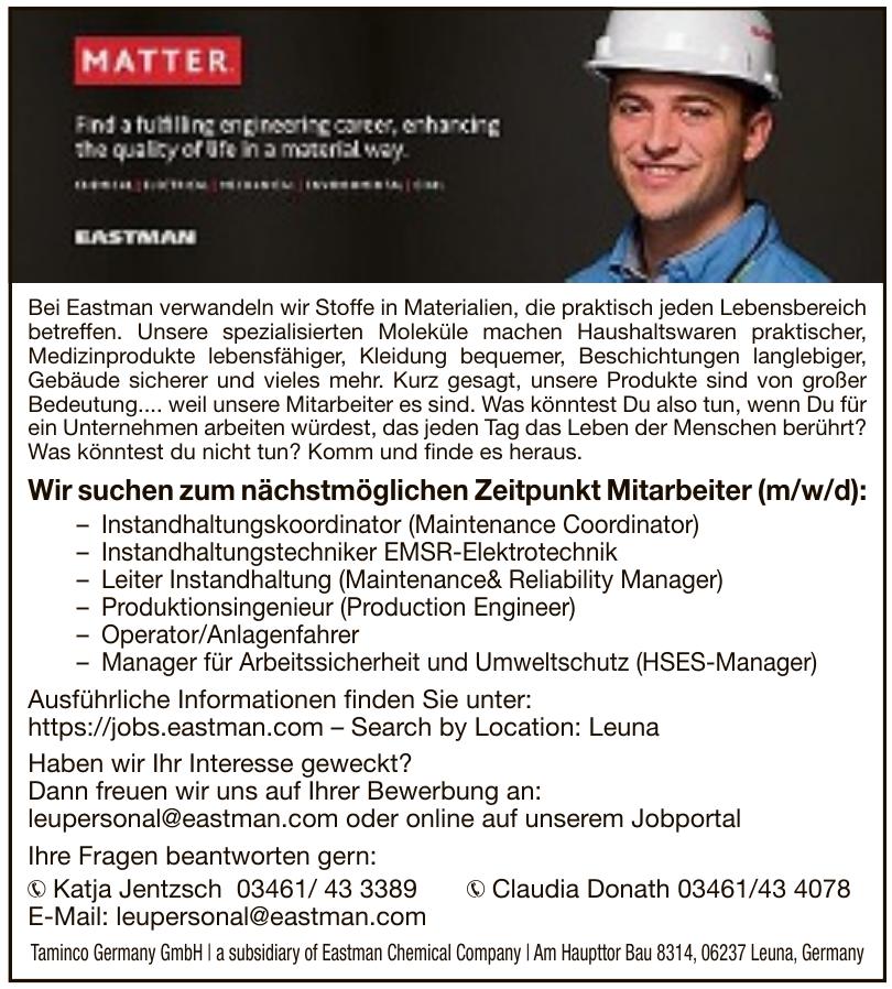 Taminco Germany GmbH