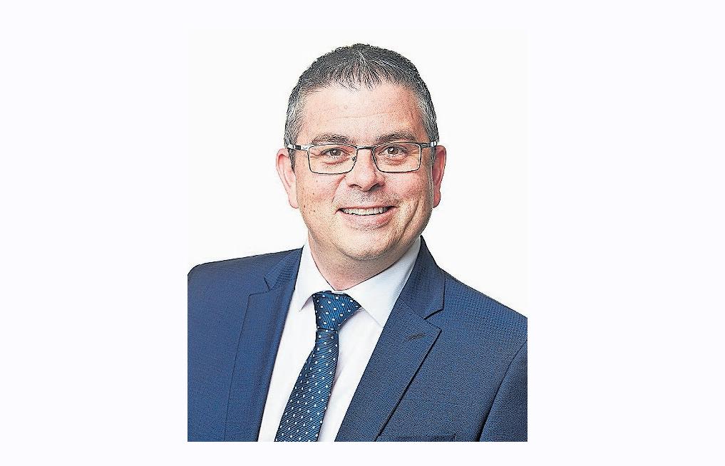Pascal Müller Mitglied der Geschäftsleitung