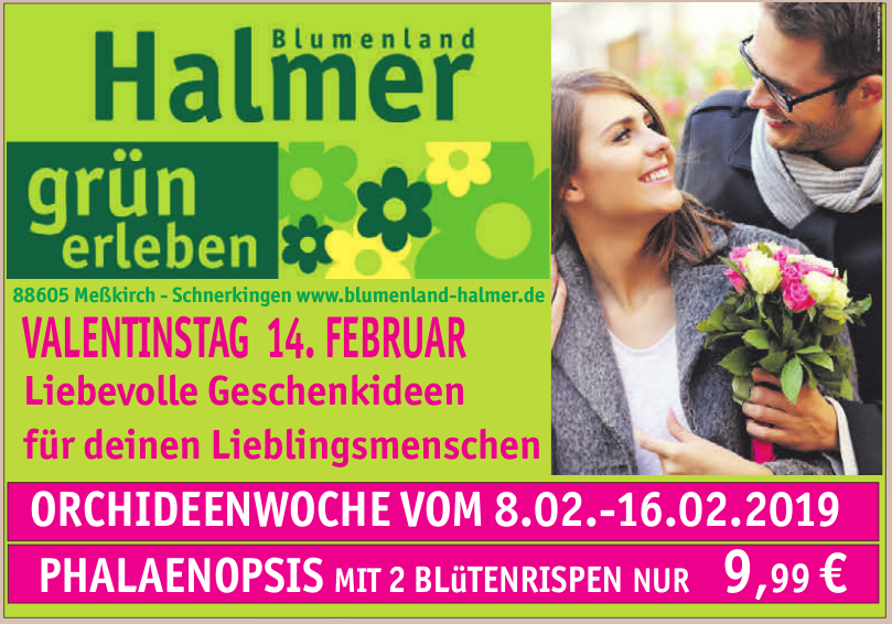 Blumenland Halmer
