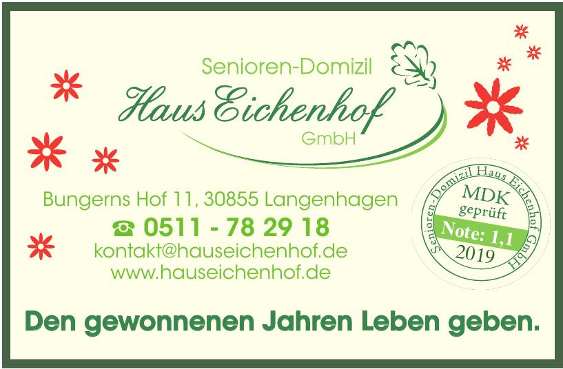 Haus Eichenhof GmbH