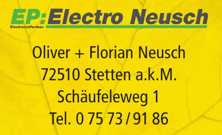 EP Electro Neusch OHG