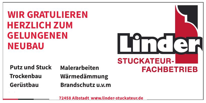 Linder Stuckateur-Fachbetrieb