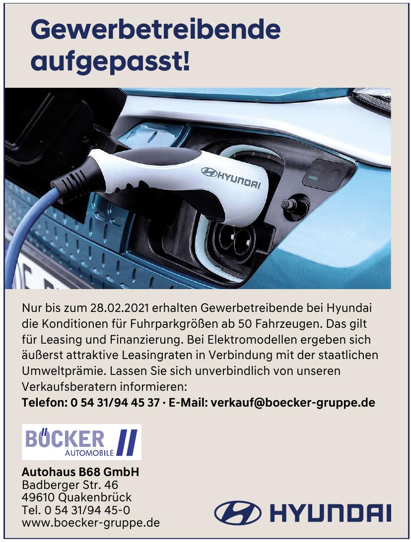 Autohaus B68 GmbH