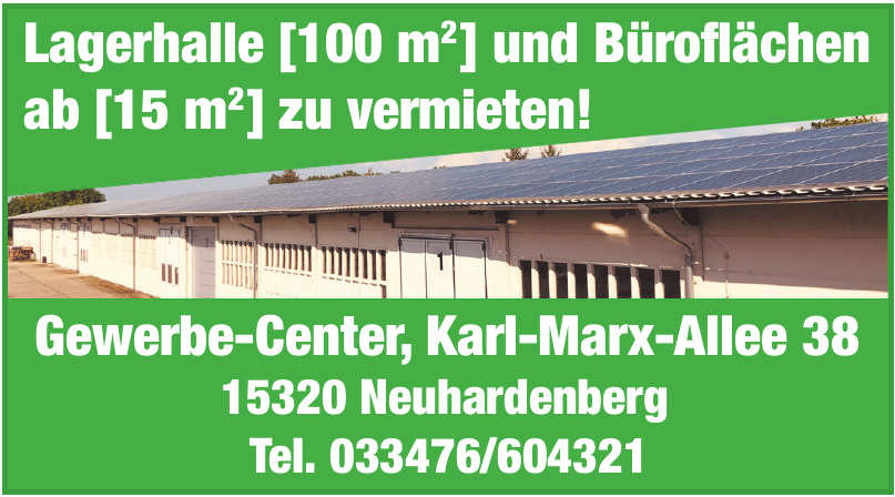 Gewerbe-Center