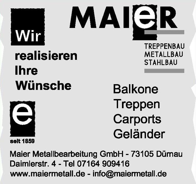 Maier Metallbearbeitung GmbH