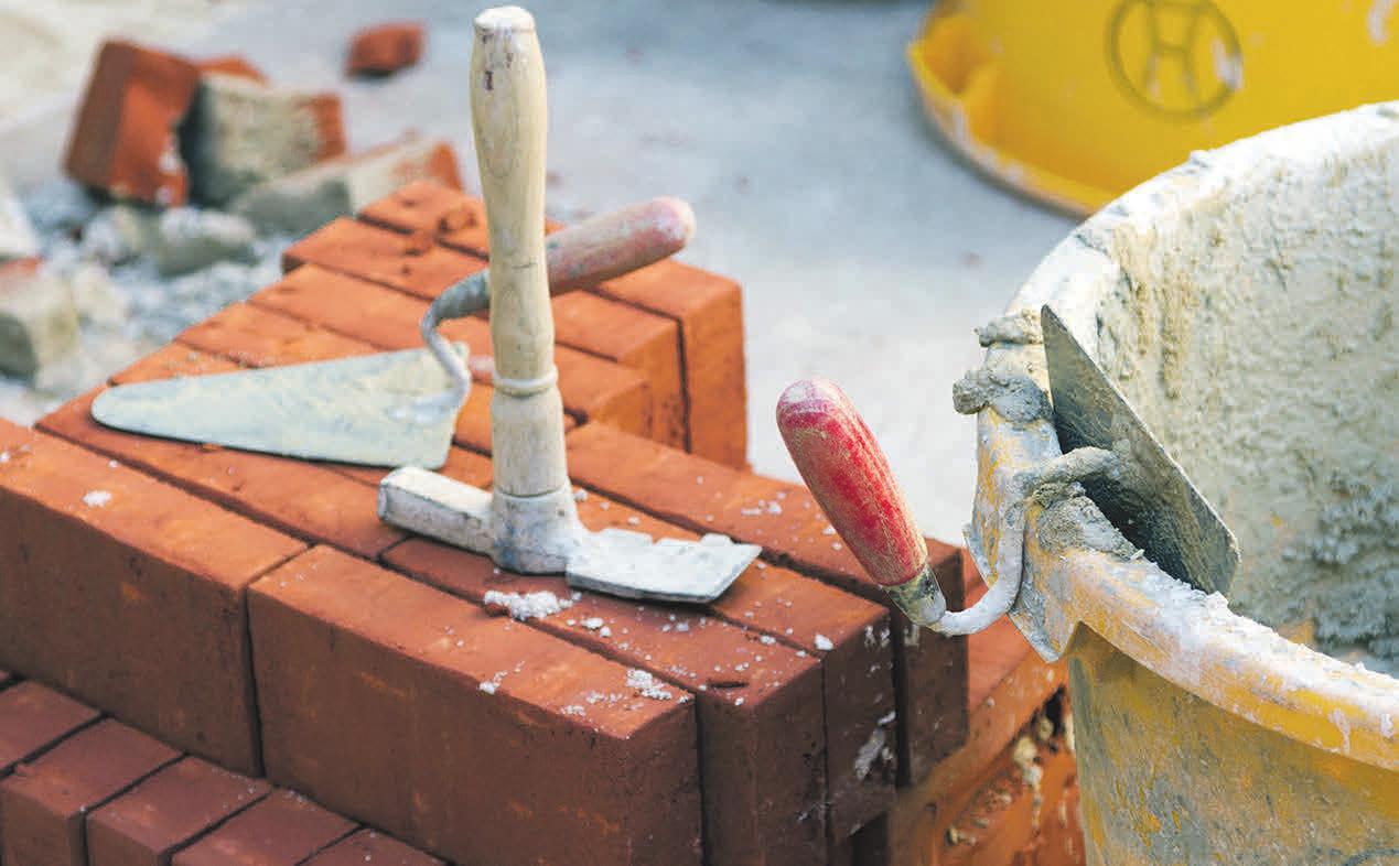 Bauberufe bieten Zukunftschancen Image 1