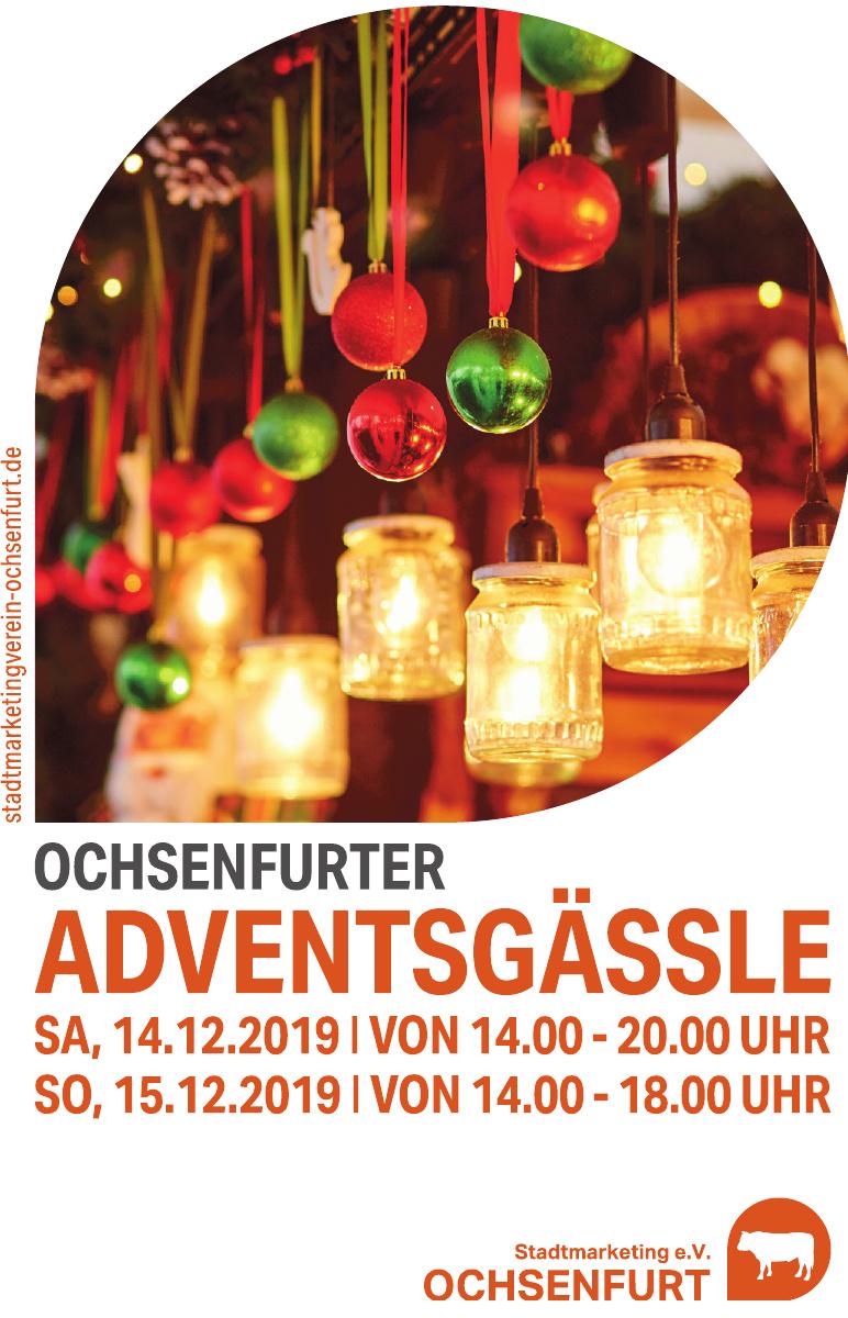 Stadtmarketing e.V. Ochsenfurt