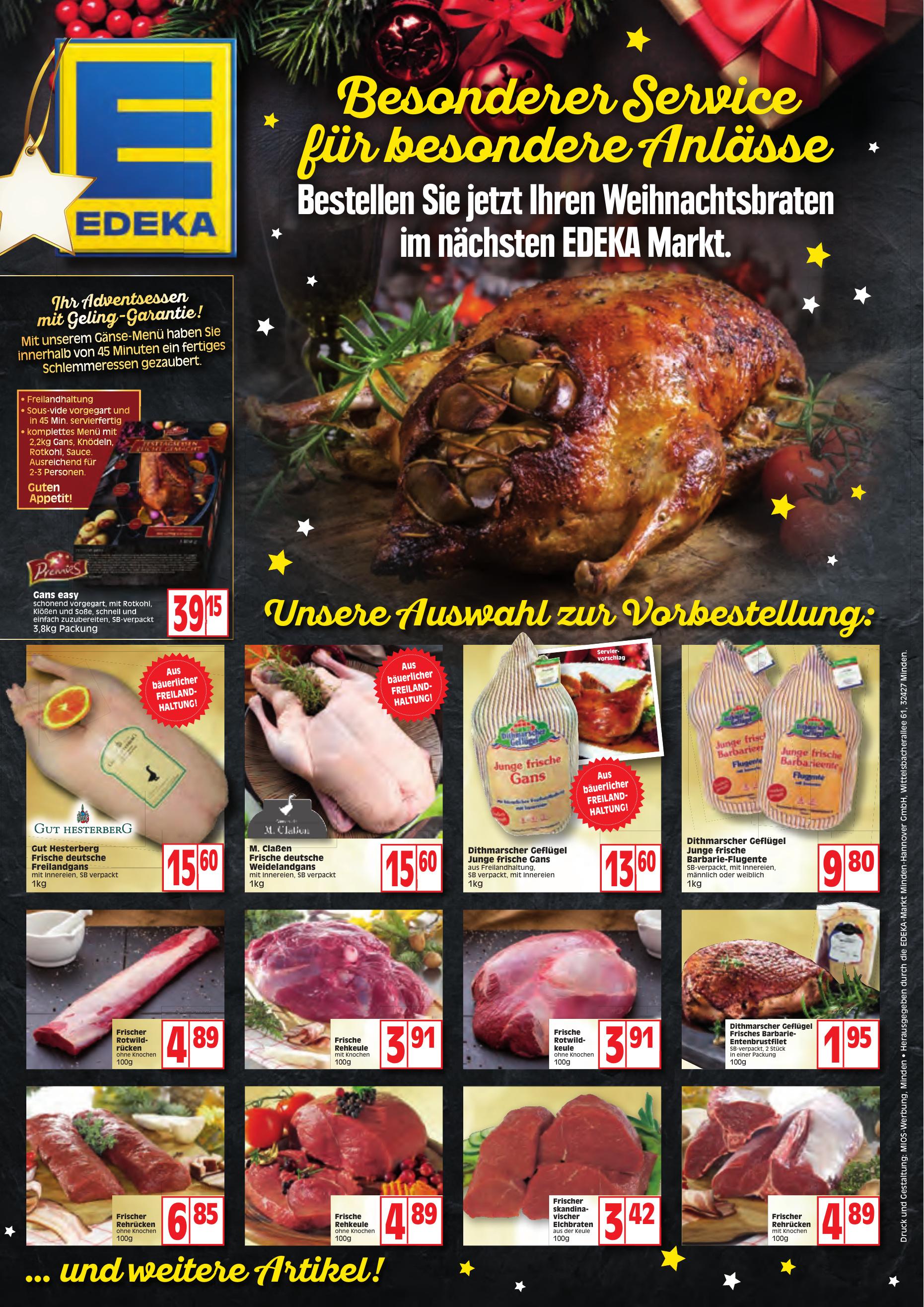 Edeka-Markt Minden-Hannover GmbH